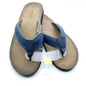 Cherooke Boys  Flip Flop Slipper Size L 4/5 Y